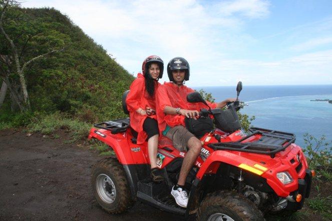 ATV Quad Tour - Moorea